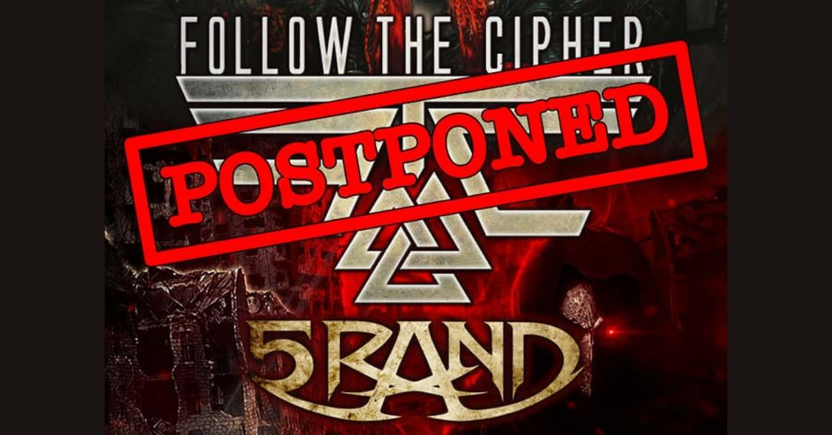 tour 5RAND with follow the cipher